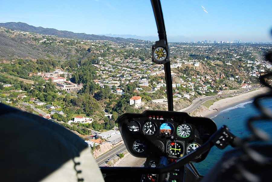 how to ride a helicopter