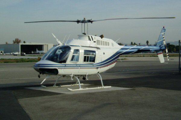 Jetranger Helicopter Charter