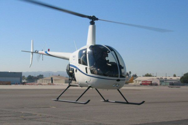 flight training r22 helicopter